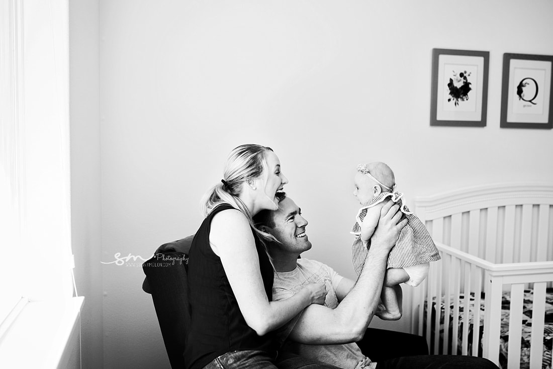 lifestyle newborn photography portland oregon
