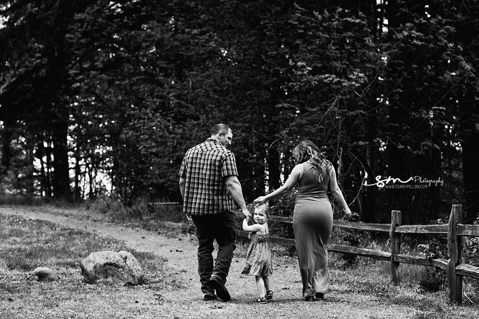 maternity photo shoot portland oregon
